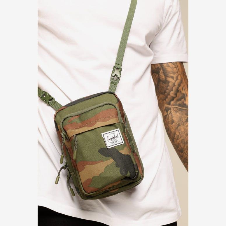 Herschel Bag Co Form Large Crossbody Woodland Camo – Culture Kings 3551e902a310e