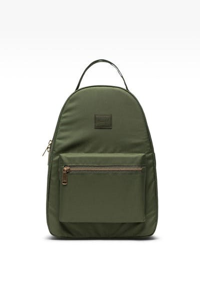 HERSCHEL BAG CO. NOVA SMALL LIGHT BACKPACK CYPRESS