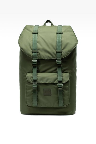 HERSCHEL BAG CO. LITTLE AMERICA LIGHT BACKPACK CYPRESS