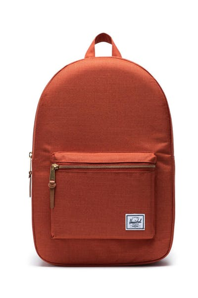 Herschel Bag Co Settlement Backpack Picante Crosshatch