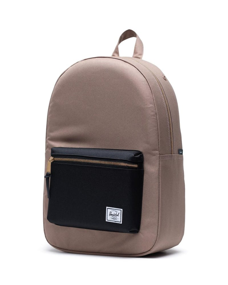 Herschel Bag Co Settlement Backpack Pine Bark/Black