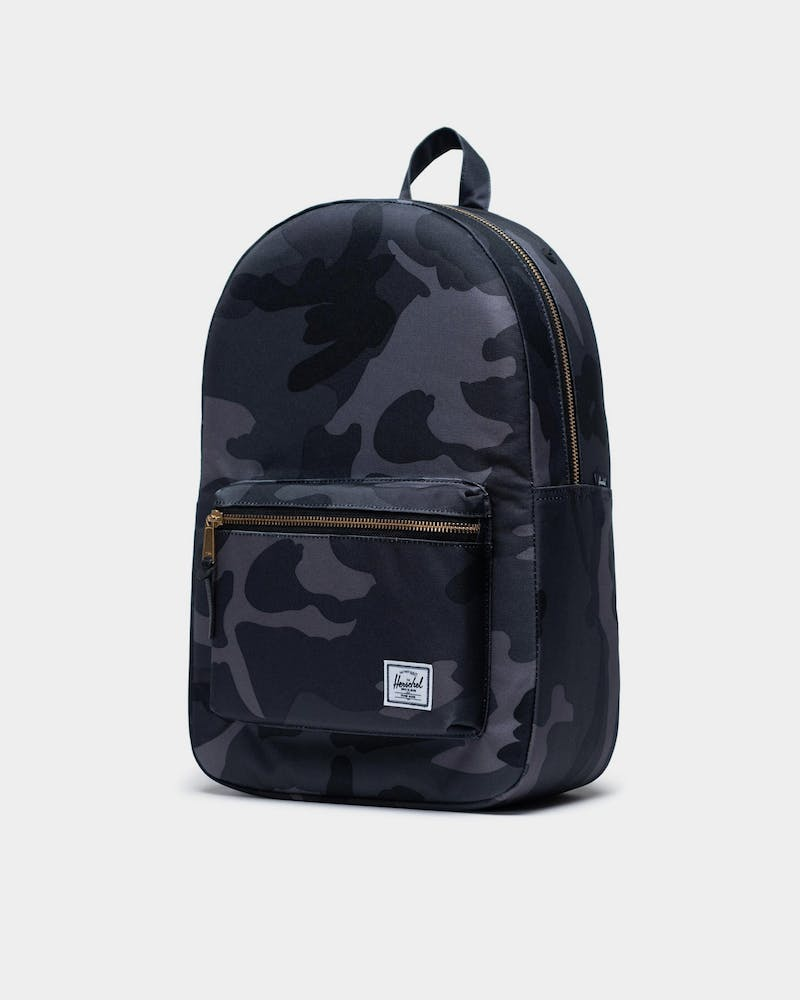 Herschel Bag Co Settlement Backpack Night Camo