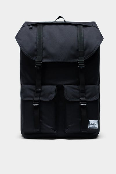 Herschel Bag Co Buckingham Black