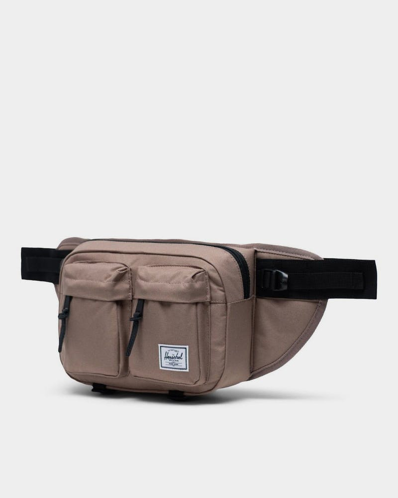 Herschel Bag Co Eighteen Pink Bark/Black