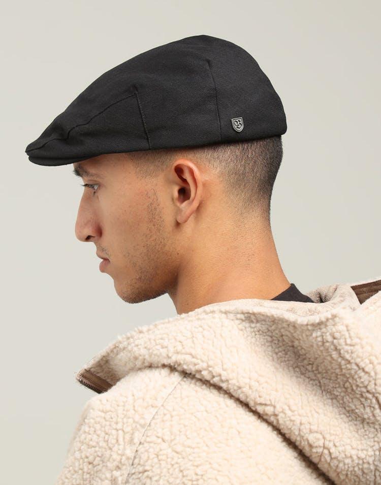 8d509e18b2713 Brixton Hooligan Snap Cap Black – Culture Kings