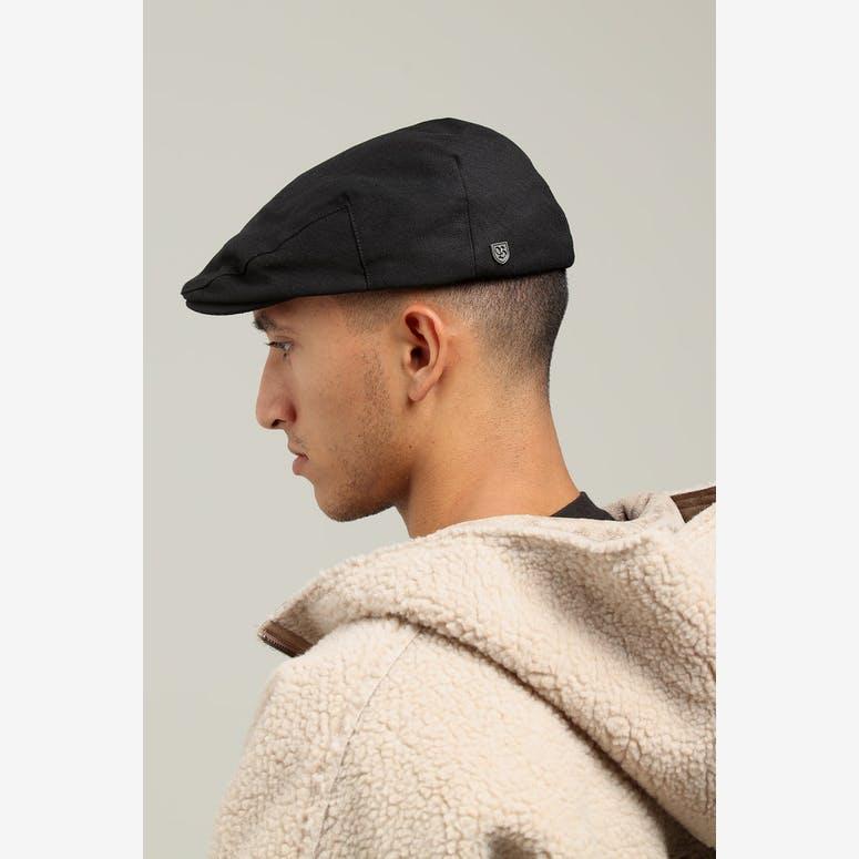 Brixton Hooligan Snap Cap Black – Culture Kings b9d32f8bd72