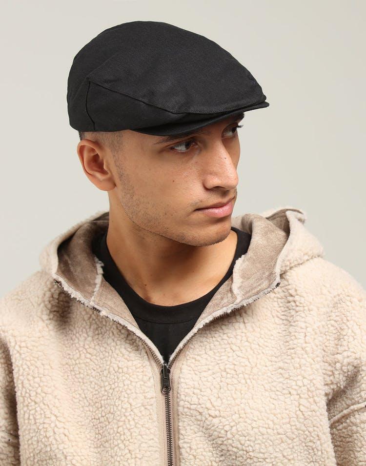 cc47392bd10d5 Brixton Hooligan Snap Cap Black – Culture Kings