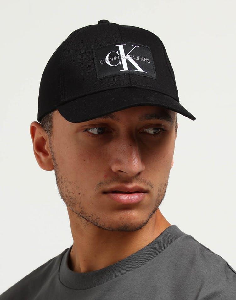 34a15204 Calvin Klein J Monogram Cap M Black – Culture Kings