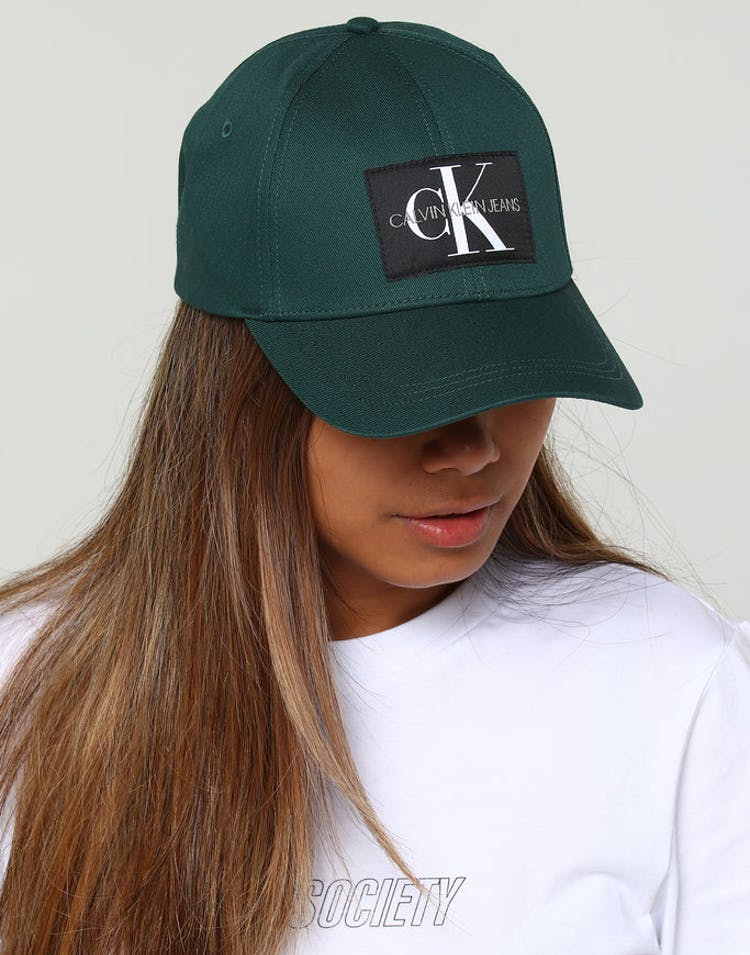 1e3193f242a Calvin Klein Women s J Monogram Cap W June Bug – Culture Kings