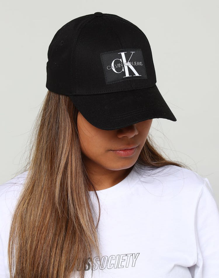 cb77efcd1d9 Calvin Klein Women's J Monogram Cap W Black – Culture Kings