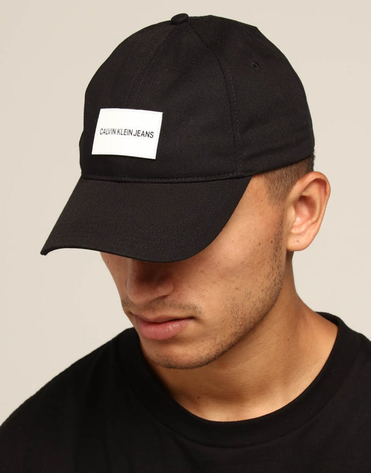 505e206a Calvin Klein Jeans CKJ Cap Black – Culture Kings