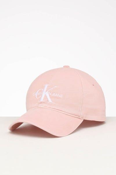 6ba78a00 Calvin Klein Women's J Monogram Cap Baby Pink