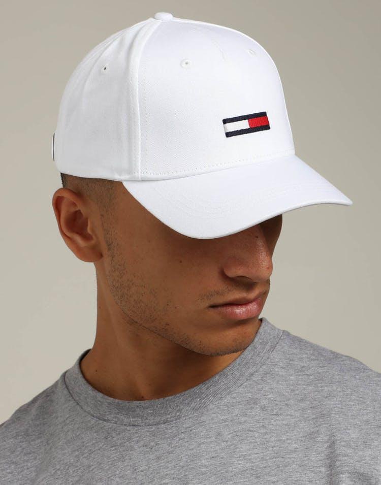 4a85560e Tommy Jeans TJU Flag Cap M White – Culture Kings
