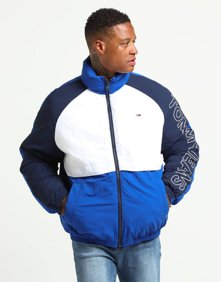 23c8dc0fb Tommy Jeans TJM Tommy Classics Retro Jacket Royal/Multi – Culture Kings