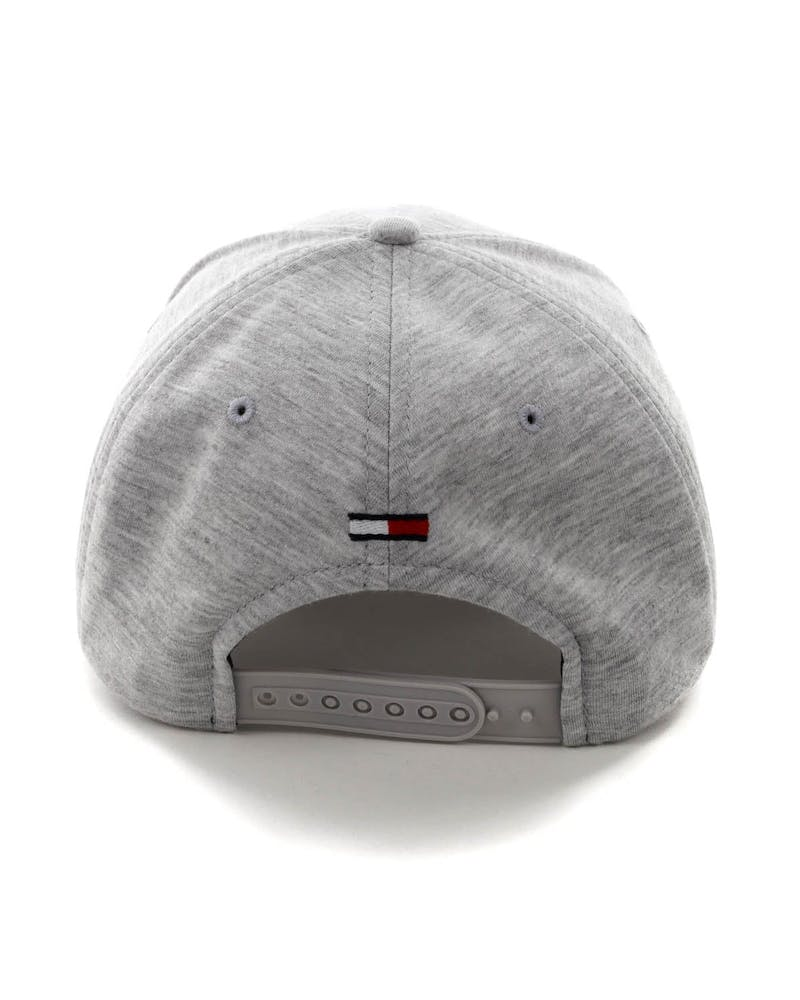 Tommy Jeans TJU Flock Cap Grey