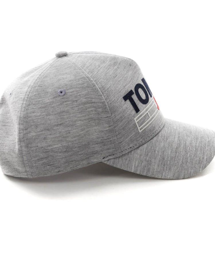 9adb0aabd Tommy Jeans TJU Flock Cap Grey