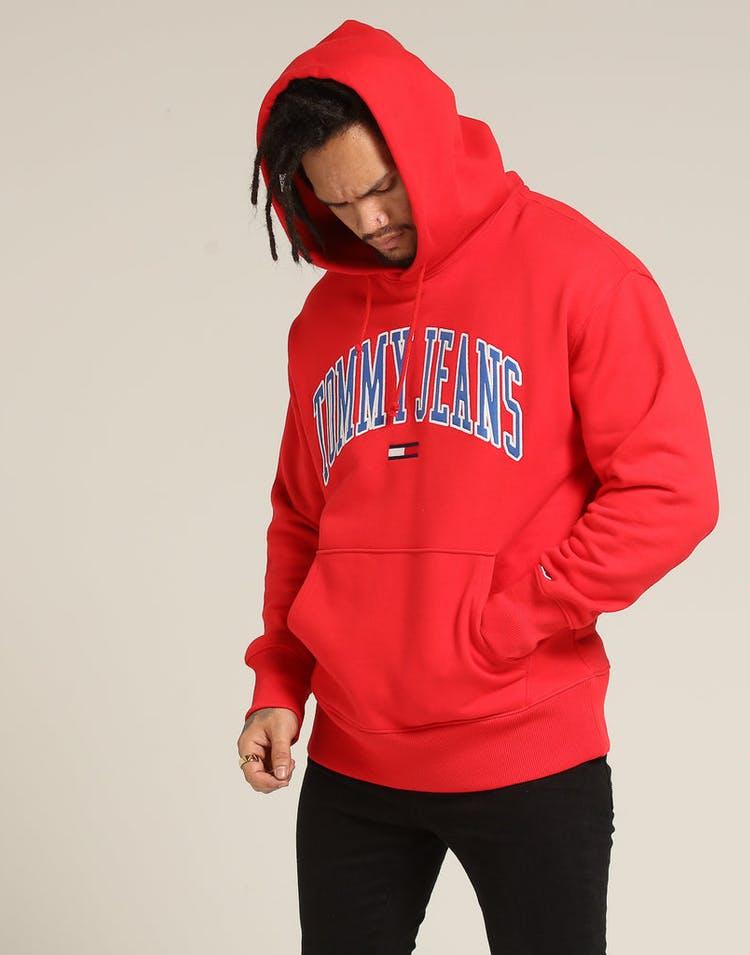 f22b1e06 Tommy Jeans TJM Clean Collegiate Hoodie – Culture Kings