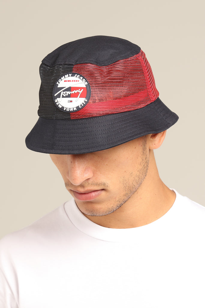 b6eb448ecc79a Brand New Grand Scheme T-Shirts Kleidung   Accessoires Bandana Bucket Hat  Navy