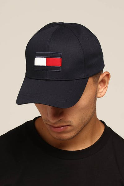 Tommy Jeans Big Flag Cap Navy