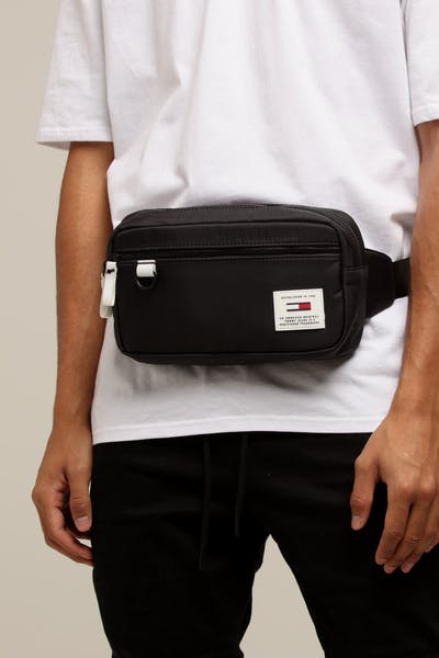 Tommy Jeans TJM Urban Tech Bumbag Black