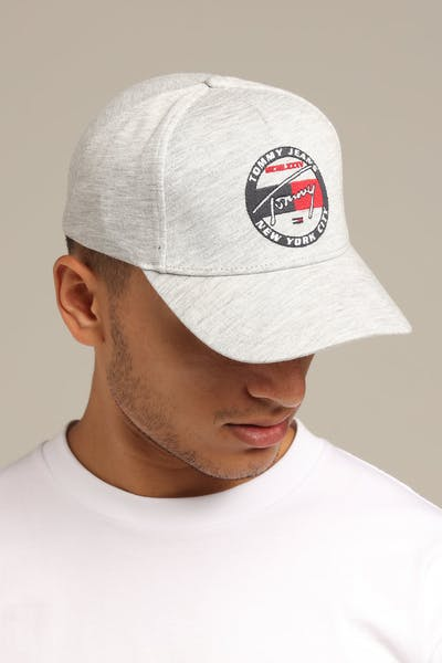 Tommy Jeans TJM Heritage Embroidery Cap Grey