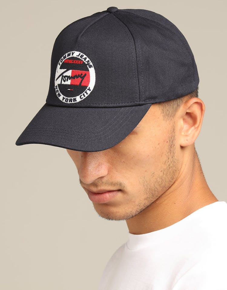 da4f0021ecd992 Tommy Jeans TJM Heritage Embroidery Cap Navy/Red – Culture Kings