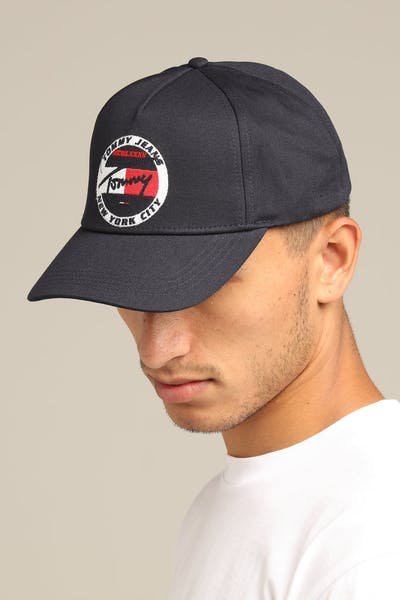 Tommy Jeans TJM Heritage Embroidery Cap Navy/Red