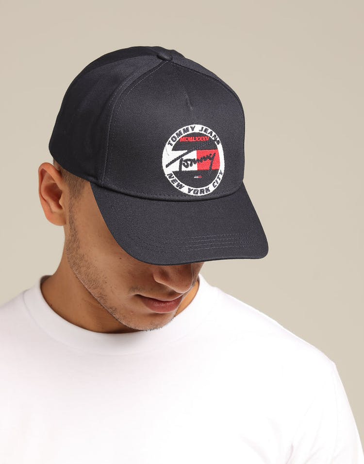 fa568c13 Tommy Jeans TJM Heritage Embroidery Cap Navy/Red – Culture Kings