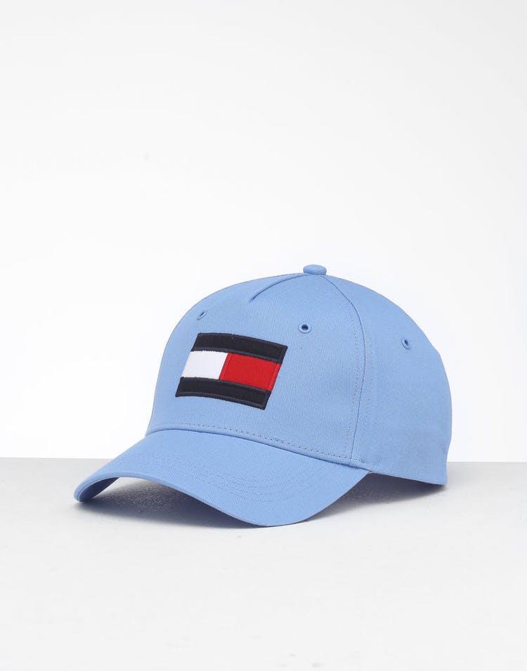 5b1b09d018337b Tommy Jeans   Big Flag Cap Cornflower Blue   Mens   Hype – Culture Kings