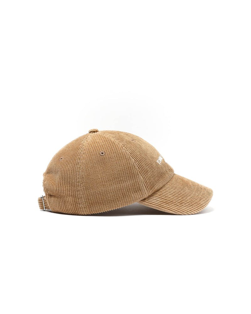 Tommy Jeans TJM Sports Corduroy Cap Tiger Brown