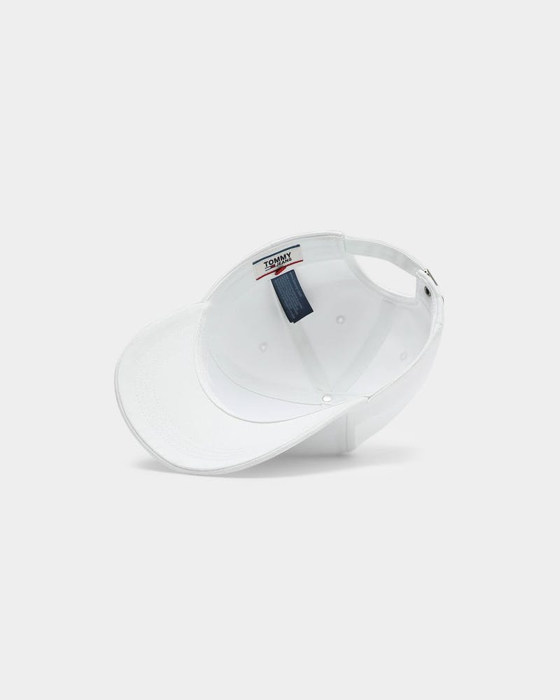Tommy Jeans TJU Flag Cap M Bright White