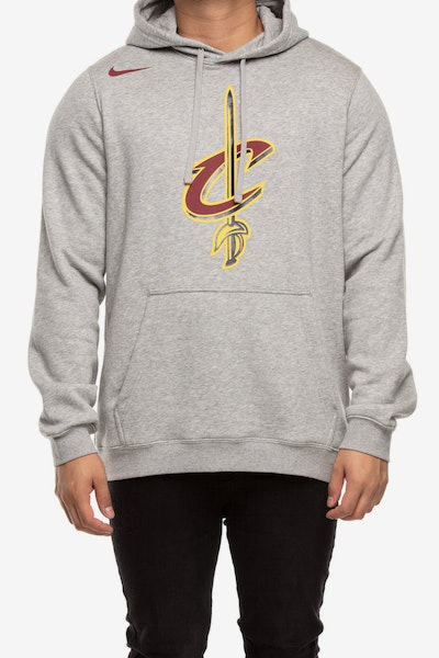 Nike Cleveland Cavaliers Hood Grey Heather