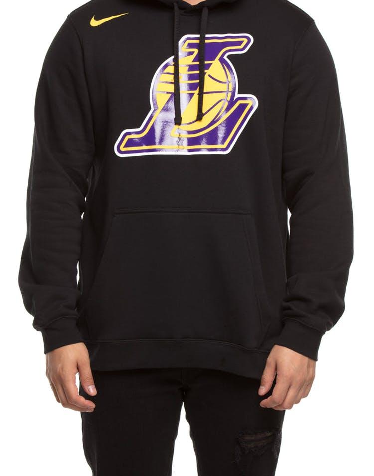 01b5c58331e88 Nike Los Angeles Lakers Hood Black – Culture Kings