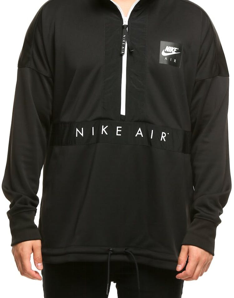 d7653c7954d9e Nike Men's Men's Half-Zip Top Black/Black/White – Culture Kings
