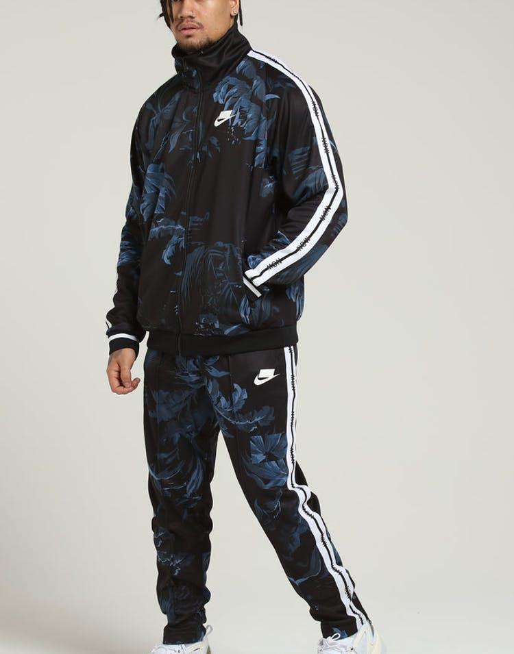 6d5c74543 Nike Sportswear NSW Track Jacket Black/Dark Obsidian – Culture Kings