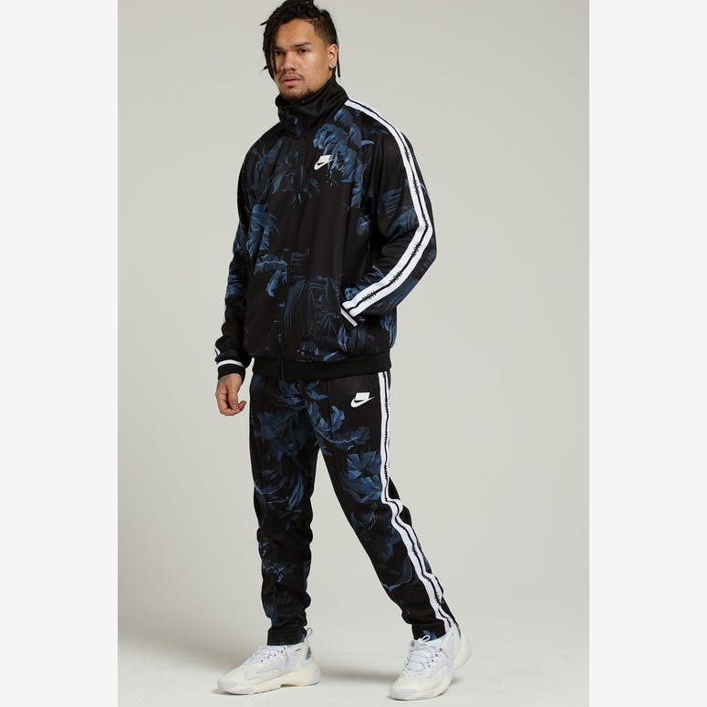 62a4eee6b8 Nike Sportswear NSW Track Jacket Black Dark Obsidian – Culture Kings