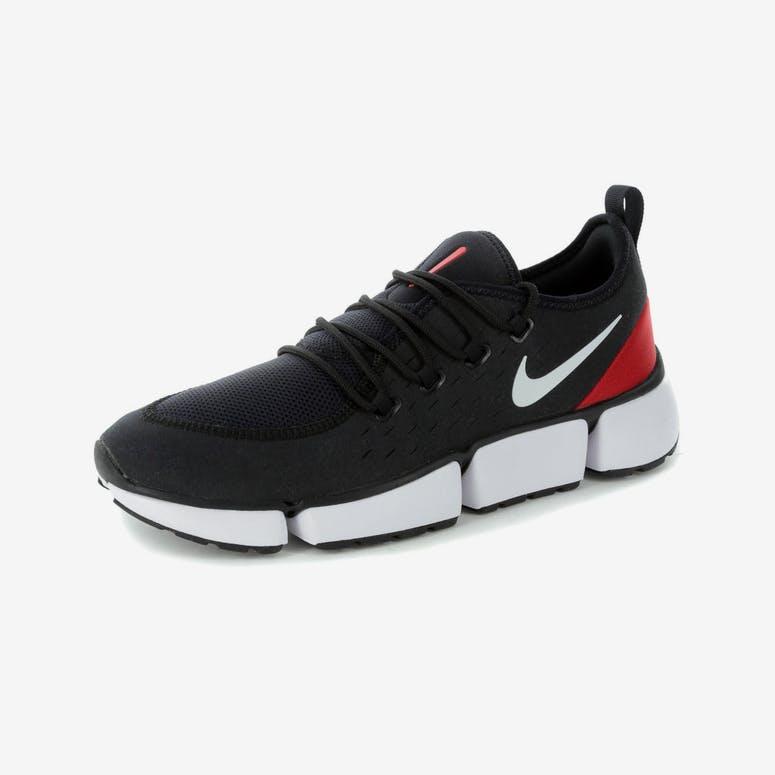 Nike Pocket Fly DM Black White Red 9381967f1