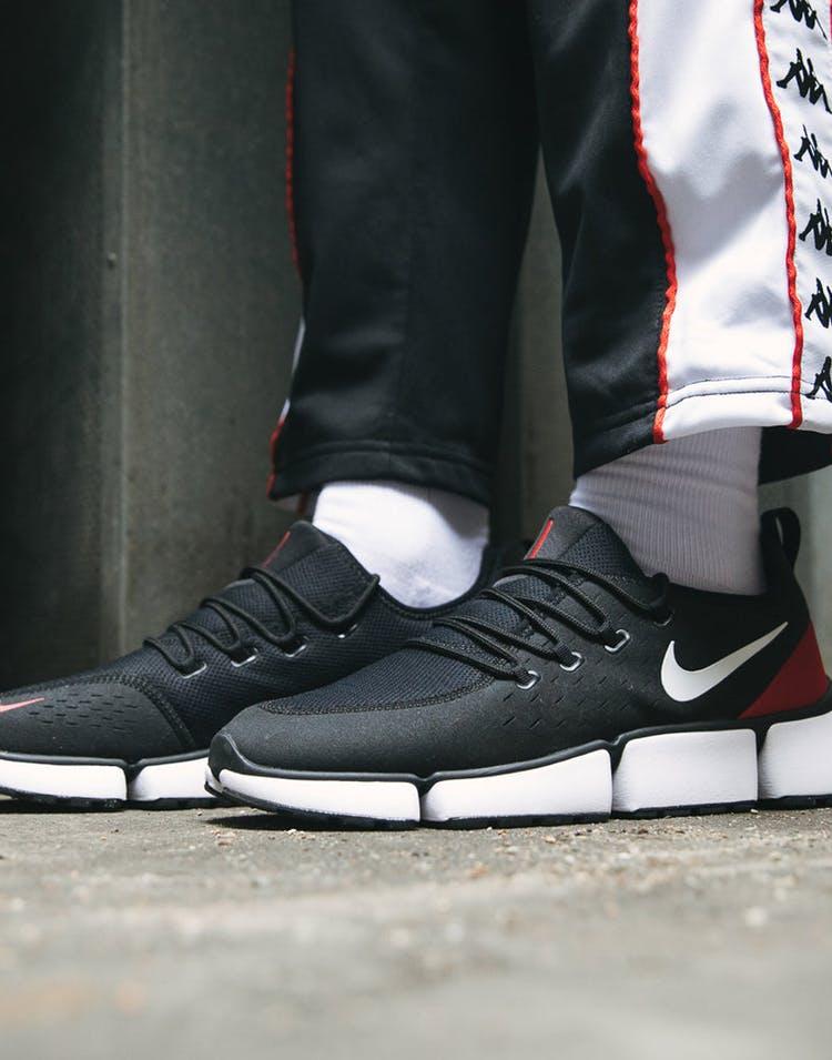 wholesale dealer 684a9 4e0f4 Nike Pocket Fly DM Black White Red