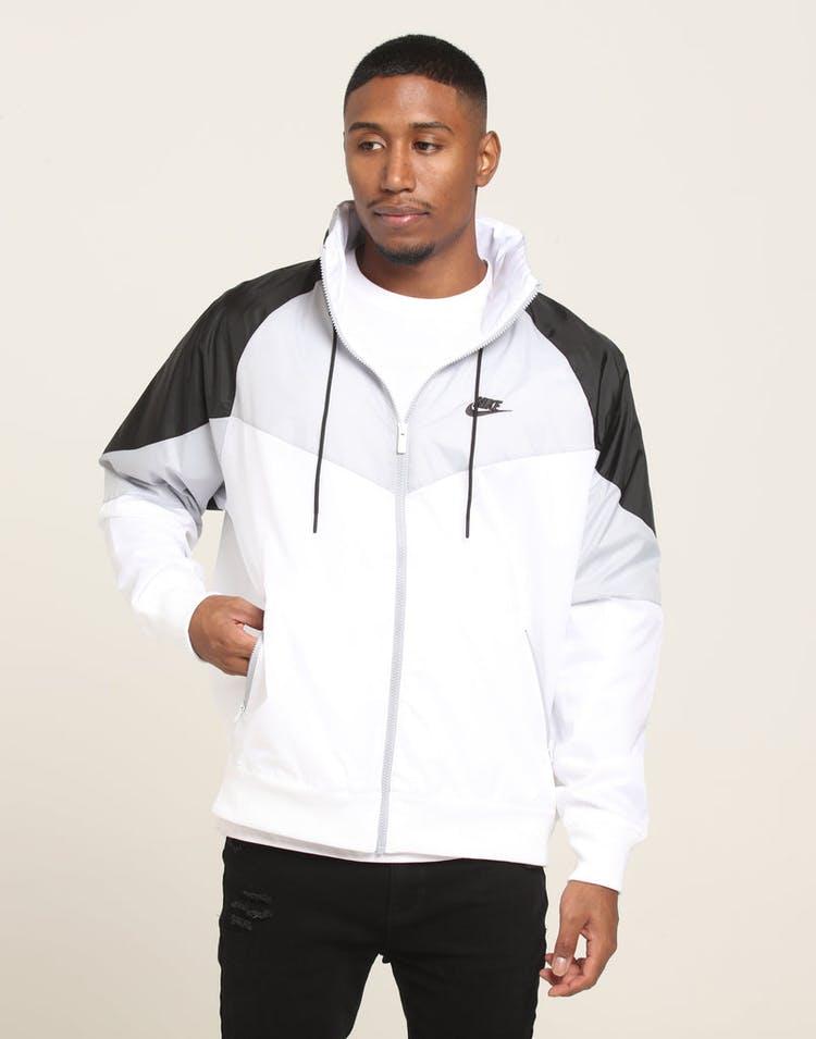 e5134b2517d Nike Sportswear Windrunner White/Grey/Black – Culture Kings