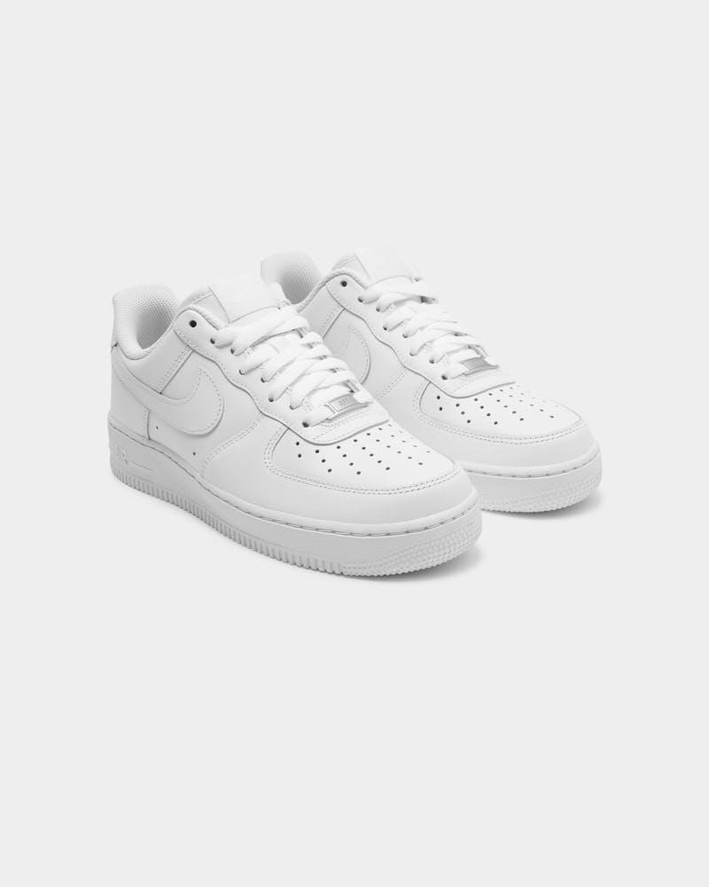 Visión Sentimiento de culpa Judías verdes  Nike Women's Air Force 1 '07 White/White | Culture Kings