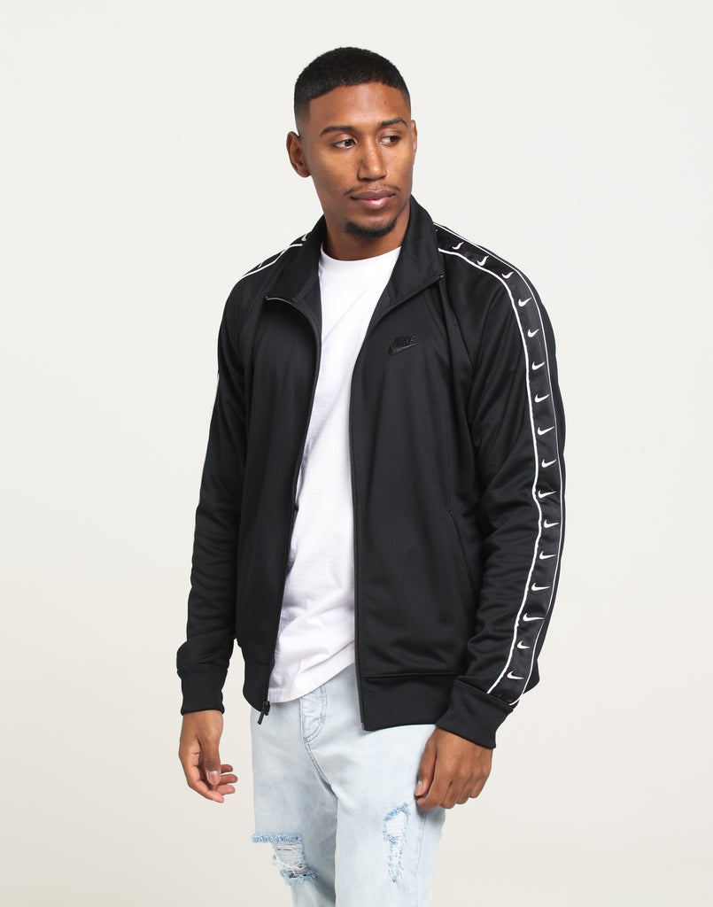 Jacket Track Nike Track Nike Jacket Blackblackwhite Sportswear Sportswear c3S4RLjq5A