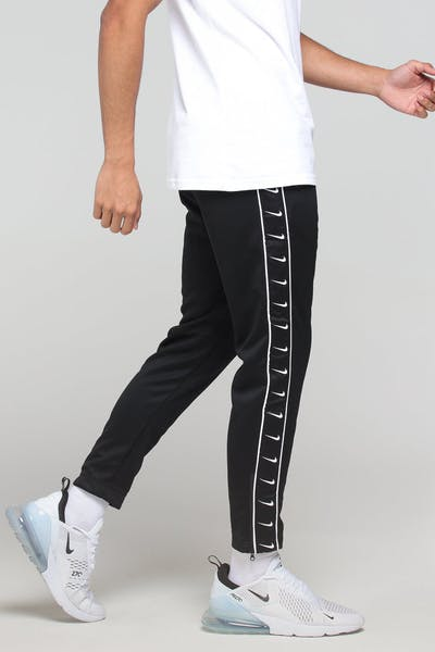 new styles 1f826 ac652 Nike Air Trackpant Black White Black