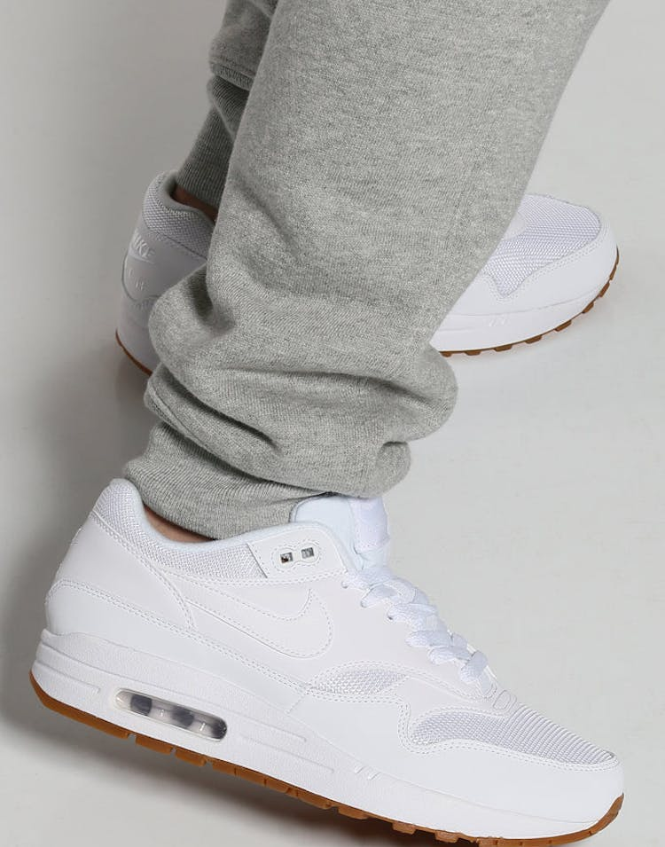 online store 5be88 64385 Nike Air Max 1 White Gum