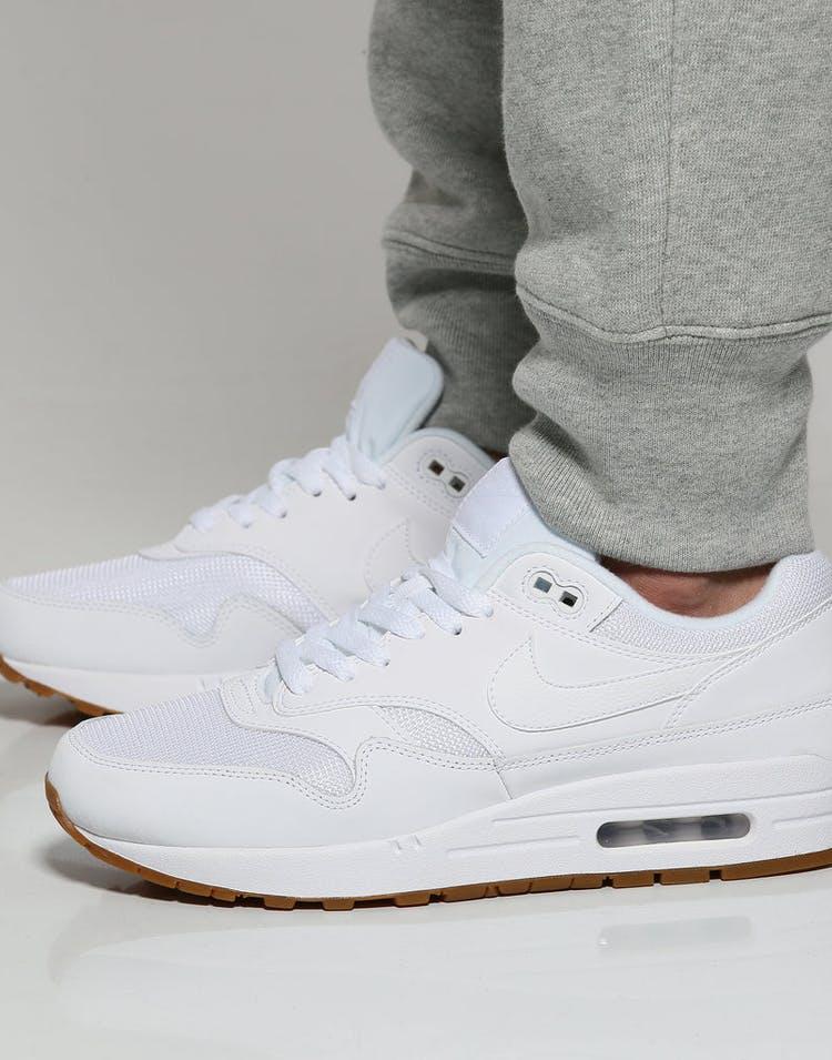 online store 6dcdc 9f018 Nike Air Max 1 White Gum