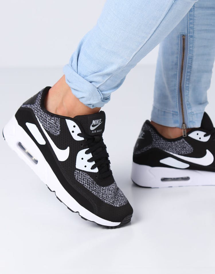 d4da36ec Nike Air Max 90 Ultra 2.0 Essential Black/White/Grey | 875695 019 – Culture  Kings