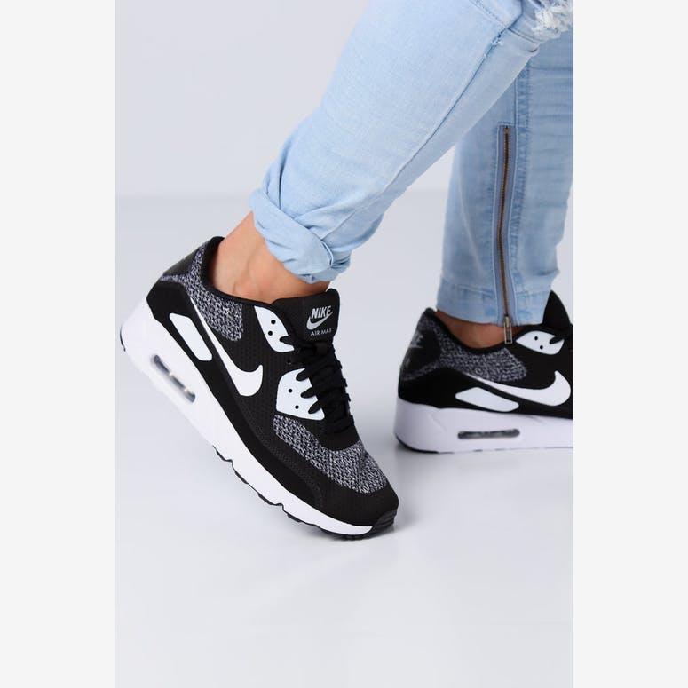 5ddb110a75f6 Nike Air Max 90 Ultra 2.0 Essential Black White Grey