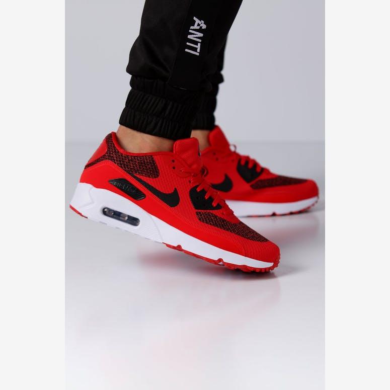 b747e3ddebe38 Nike Air Max 90 Ultra 2.0 Essential Red Black White