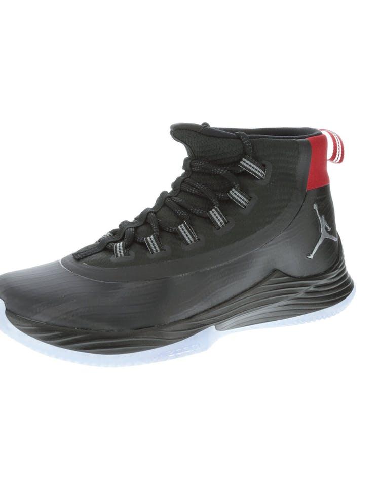 72fc0fc1447 Jordan Ultra Fly 2 Black/Red/Silver   897998 003 – Culture Kings