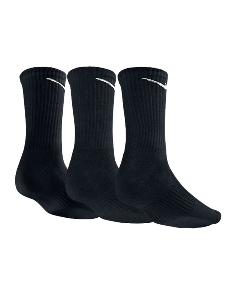 93755ccf9 Nike Performance Cushion Crew Sock 3 Pack Black/White – Culture Kings
