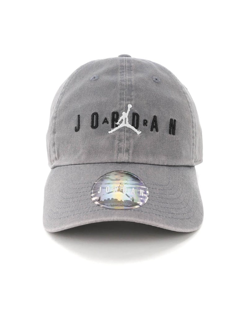 Jordan H86 Air Cap Smokey Grey/Black